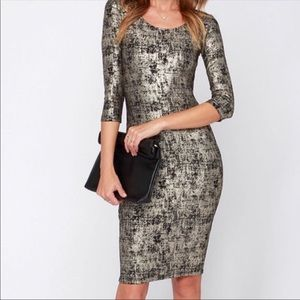 Lulus Bodycon Dress